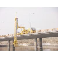 Wholesale VOLVO 390HP 22m Platform Mobile Bridge Inspection Unit For Bridge Inspect from china suppliers