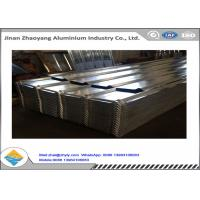 Wholesale 1050 1060 Corrugated Aluminum Panels Embossed Aluminum Ridge Tile YX24-210-840 from china suppliers