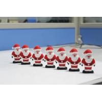 Wholesale Christmas Tree Christmas Gifts PVC USB Flash Drives Promotion from china suppliers