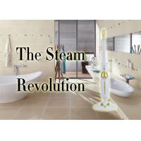 Wholesale Highest Rated Steam Mop Cleaner Foldable Handle , Light And Easy Steam Mop On Laminate Floors from china suppliers