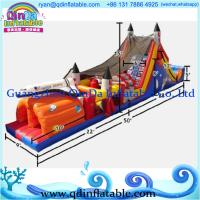 Wholesale 2015 Enjoy adult inflatable obstacle course for sale,inflatable playground from china suppliers