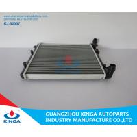 Quality Mitsubishi Radiator Aluminum Brazed Radiator For Golf 97 / Fabia 99 Plastic Tank PA66 + GF30 for sale
