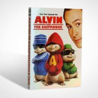 Quality with Sliding,Alvin and the Chipmunks dvd,disney movie wholesale for sale