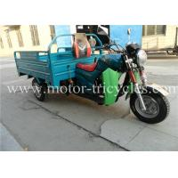Wholesale Drum Brake Three Wheels Gasoline Tricycle Trike Shaft Drive 5 Speed Air Cooled Engine from china suppliers