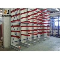 Wholesale Corrosion Protection Industrial Pallet Racking Customized Color With Safelock Rack Cantilever from china suppliers