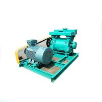 Wholesale Industry or Native Paper Water Ring Vacuum Pump from china suppliers