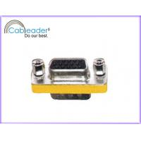 Wholesale 100% new Cableader Mini VGA Gender Changer DB15F - DB15F from china suppliers