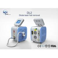 Wholesale Fast Professional Portable 808nm Diode Laser Permanent Hair Removal Machine Painless from china suppliers