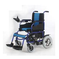 Wholesale 12 Inch Self-Braking Motorised Wheel Chair Electric For Handicapped / Elderly from china suppliers