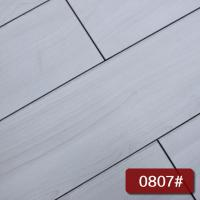 Wholesale V-Groove Laminate Flooring 0807# 8mm with CE from china suppliers