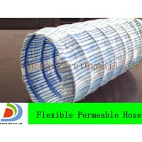 Wholesale soft permeable hose from china suppliers