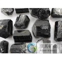 Wholesale Rough Tourmaline release negative ion Tourmaline tumbled stone from china suppliers