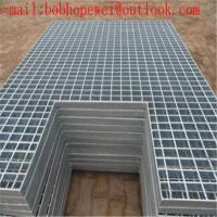 Wholesale Material 304 316 316L stainless steel gratings/Serrated Heavy Duty Steel Grating Stair/Stainless Steel floor Drain Grate from china suppliers