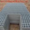 Buy cheap Material 304 316 316L stainless steel gratings/Serrated Heavy Duty Steel Grating Stair/Stainless Steel floor Drain Grate from wholesalers