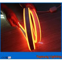 Wholesale Amazing bright 24V double side orange led neon flexible light with high quality from china suppliers