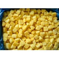 Wholesale Diced Organic Frozen Pineapple Fruit from china suppliers