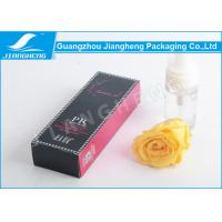 Wholesale Black 375g Silver Card Paper Packaging Boxes / Paper Gift Box For Perfume from china suppliers