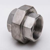 High pressure threaded npt union pipe fitting of item