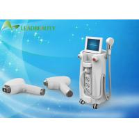 Wholesale Best Effect Elight Diode Laser Hair Removal Machine for Beauty Salons from china suppliers