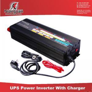 Buy cheap UPS Inverter /2000W Power Inverter System/ 12V to 220V UPS Inverter Supplier from wholesalers