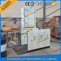 Wholesale 250KG 1.5M Home Wheelchair Elevator Electric - hydraulic Warehouse Wheelchair Lift from china suppliers