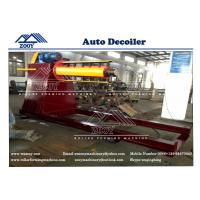 Quality 10T Automatic DE-coiler with coil car for sale