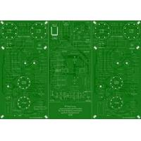 Wholesale Custom Double Sided PCB Board 2 layer , Immersion Silver Finishing from china suppliers