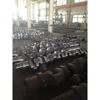 Wholesale ABS, DNV, BV, NK,CCS Approved Custom Forged Alloy Steel Crank Shaft Forging Ratio >4.5 from china suppliers