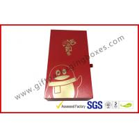 Wholesale Customized Elegant Luxury Gift Boxes , Drawer Gift Packaging Boxes With Printed Paper from china suppliers