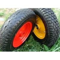 Wholesale 3.50-8 Rubber Wheel TYRE TIRE TUBE from china suppliers