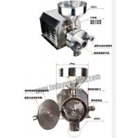 Wholesale Cost-effective coffee grinder machine with stainless steel material from china suppliers