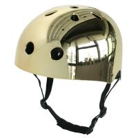 Wholesale Iron mirror finishing skateboard helmets for kids, skateboard protection from china suppliers