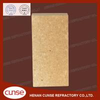 Wholesale Low Creep Fireclay Brick for Low Temperature in Hot Blast Stove from china suppliers