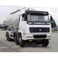 Wholesale V Shape Bulk Cement Truck With 68m3 Volume CCC/ ISO/SGS Certification from china suppliers