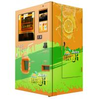 Wholesale Automatic Mandarin Multipayment Orange Juice Vending Machine for Supermarket from china suppliers