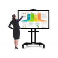 Quality 42Inch Lcd Whiteboard Infrared Interactive Tv Touch Screen For School for sale