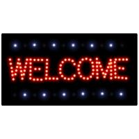 Wholesale Led billboard signs Facade business logo Led screen welcome from china suppliers