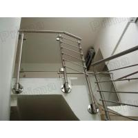 Buy cheap Rope/Pole balustrade ss304/316 for staircase from wholesalers