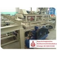 Wholesale Auto Raw Material Feeding Wall Panel Roll Forming Machine , Straw Board Wall Panel Machine from china suppliers