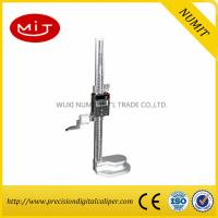 """Wholesale 0-300mm/0-12"""" ElectronicDigital Height Gauge with Single Beam with the material of stainless steel for sale from china suppliers"""