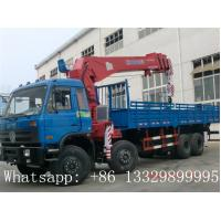 Buy cheap 30ton truck mounted crane for sale from wholesalers