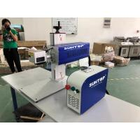 Wholesale Industrial Laser Marking Machine Large Working Area 30W USA SYNARD COHERENT RF Laser from china suppliers