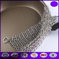 Wholesale Ring pan scrubber for cleaning from china supplier from china suppliers
