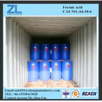 Wholesale formic acid for textile from china suppliers