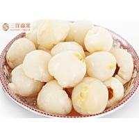 Wholesale New Season Organic Tropical Canned Fruit Lychee In Syrup No Additives from china suppliers