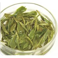 Wholesale OEM Early Spring Dragon Well Green Tea Leaves With BCS Organic Certificate from china suppliers