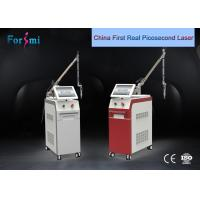 Wholesale manufacture newest 4ns/6ns q-switched nd yag laser tattoo removal laser machine from china suppliers