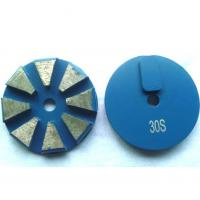 Wholesale 8 Seg Concrete Floor Grinding Disc For Terrco from china suppliers