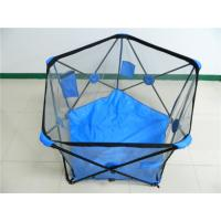 Wholesale Colorful Metal Pop N Play Portable Playard Multifunction For Out Door from china suppliers