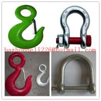 Wholesale Screw Pin Bow Shackle& D- Shackle,Standard D Shackle&forged Shackle from china suppliers